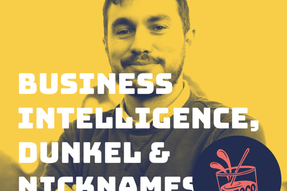 Business Intelligence, Dunkel & Nicknames